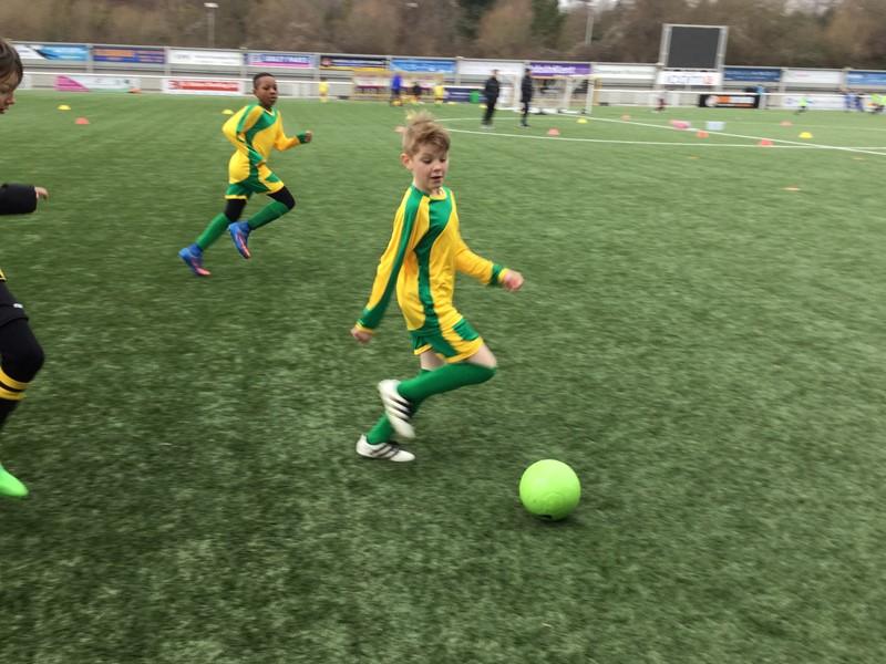 Maidstone Boys Under 11 Cup Tournament | Senacre Wood